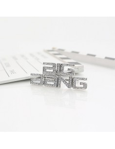 [BB92] BIGBANG Initials Cubic Two Ring