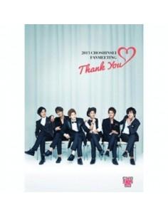 Choshinsung Official Goods : 2013 Japan Fan Meeting Official photobook