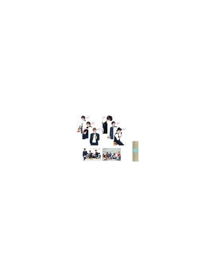 Choshinsung Official Goods : 2013 Japan Fan Meeting Official Poster SET