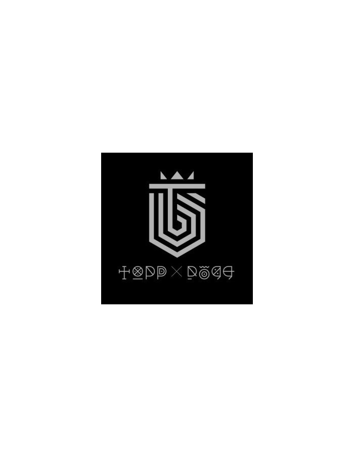 TOPPDOGG Mini Album - DOGG'S OUT CD