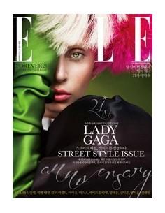 Magazine ELLE  2013 - 11 Type A - BIGBANG TAEYANG