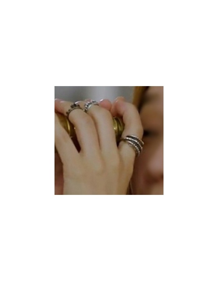 [DR55] Antique Claw Ring from Drama Miss Tae of Mr. Joo