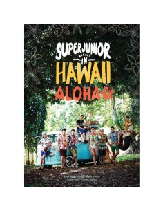 Photobook - SUPER JUNIOR MEMORY IN HAWAII - ALOHA