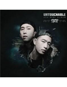 Untouchable 4th mini album - TRIP CD