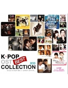 K-POP KPOP OST BEST Collection - 2CD