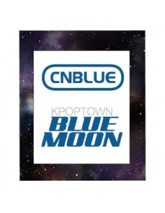[CNBLUE Official Goods] CNBLUE BLUE MOON - Deco Seal