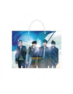 [CNBLUE Official Goods] CNBLUE BLUE MOON - Shopping Bag