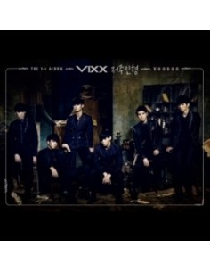 VIXX 1st Album Vol 1 - VOODOO CD + Poster