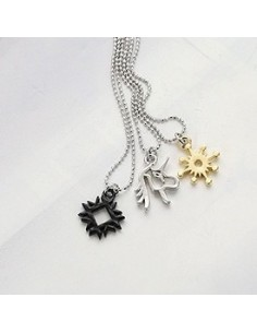 [EX135] EXO EXO-K  EXO-M Unique Emblem Necklace