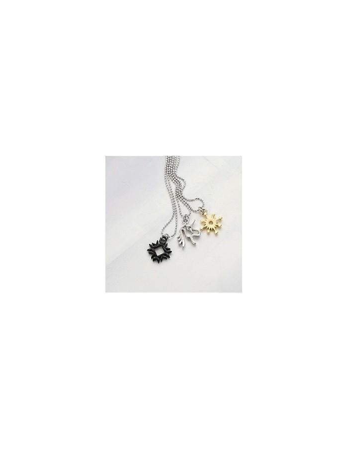 [EX135] EXO EXO-K  EXO-M Unique Emblem Necklace