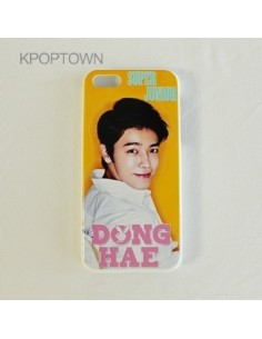 iPhone 5 Mobile Phone Case - SUPER JUNIOR DongHae Ver 1