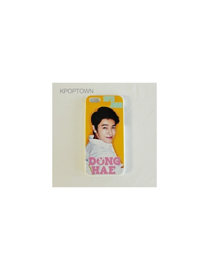 iPhone 5 Mobile Phone Case - SUPER JUNIOR DongHae Ver 1