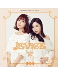 JEVICE The First Mini Album - L.A.D CD