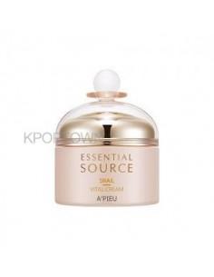 [A'PIEU] Essential Source Snail vital Cream