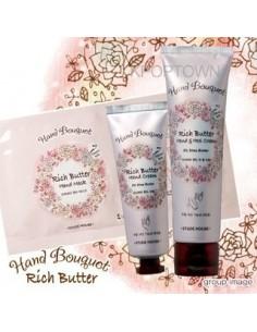 [ETUDE HOUSE] Hand Bouquet Hand Cream Rich Butter 50ml/100ml