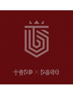 TOPPDOGG Dogg's Out Mini Album Repackage - Cigarette CD + Poster