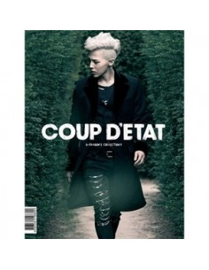 G-DRAGON'S COLLECTION Ⅱ [COUP D'ETAT] DVD+ Photobook
