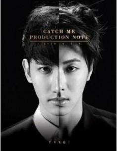 Tohoshinki  TVXQ - CATCH ME PRODUCTION NOTE 2DVD
