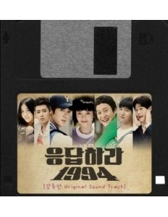 TvN Drama Answer to 1994 - O.S.T CD + DVD Special Version
