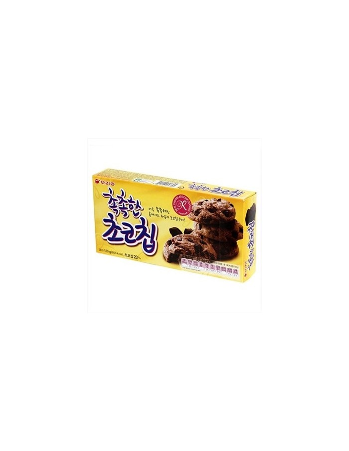 ORION Moist Choco Chip 6P/120g