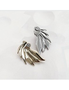 [EX149] EXO Unique heart wing earring