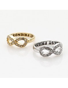[IN116] INFINITE infinity friends ring
