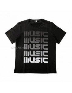 [ YG Official Goods] YG 2014 MUSIC T-SHIRTS