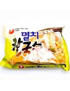NONGSHIM Anchovy Kal noodles 98g