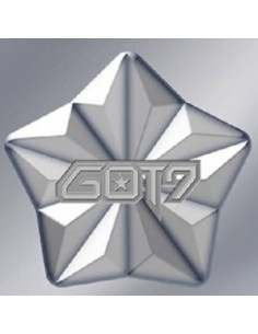 GOT7 1st Mini Album - Got it? CD + Poster +Booklet +Photocard