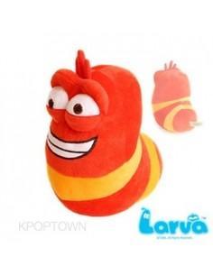 Character Rag Doll - Larva (Red)