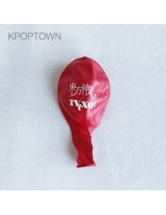Concert Balloon of TVXQ Ver 2 (2 pcs)