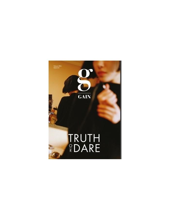 Gain 3rd Mini Album - Truth or Dare CD