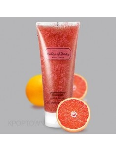 [too cool for school] Grapefruit Body Scrub Wash 200ml