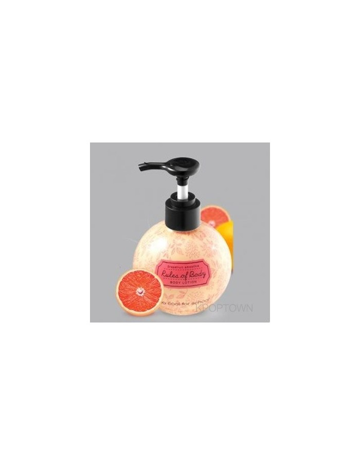 [too cool for school] Grapefruit Smoothie Body Lotion 240ml