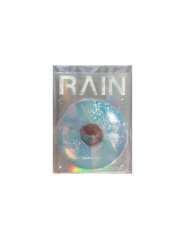 Rain 6th Album - Rain Effect - Special Edition CD