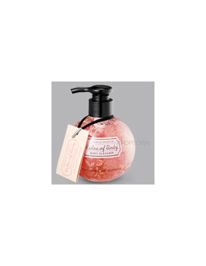 [too cool for school] Grapefruit Smoothie Body Cleanser 240ml