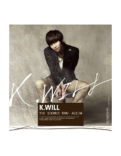 K Will 2nd Mini Album Cd + Poster