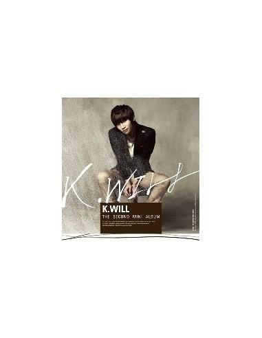 K Will 2nd Mini Album Cd + Poster