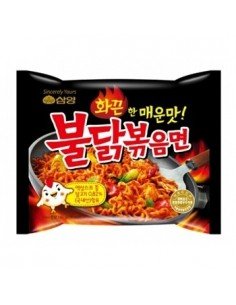 SAMYANG Fried Spicy Chicken Noodle 140g