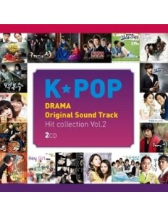 K-POP DRAMA O.S.T Hit Collection Vol. 1 (2CD)