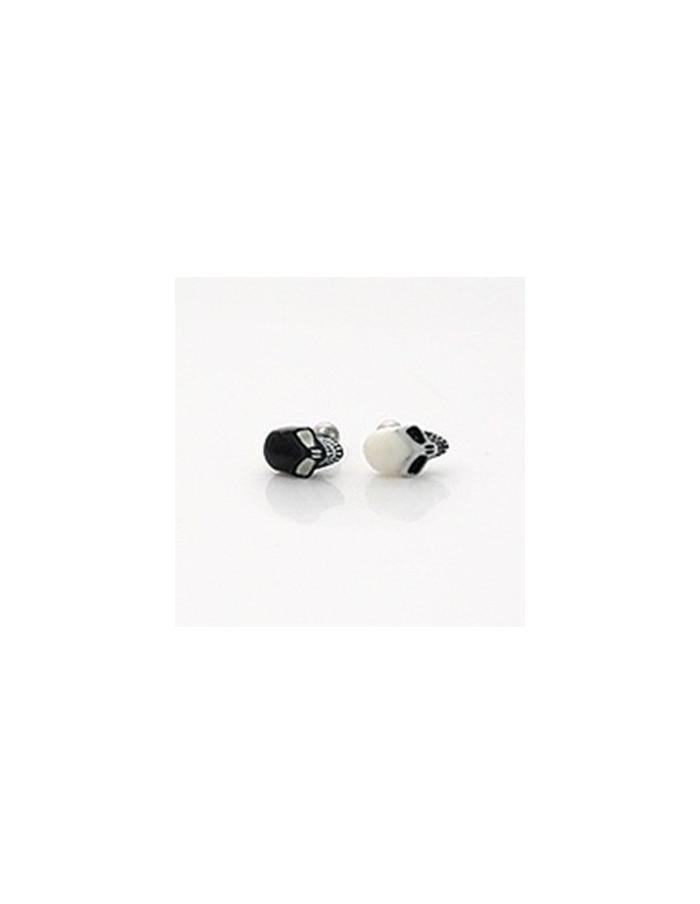[TT49] Mini Long Skull Earring