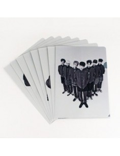 [BTOB Official Goods] BTOB Beep Beep Clear File Set