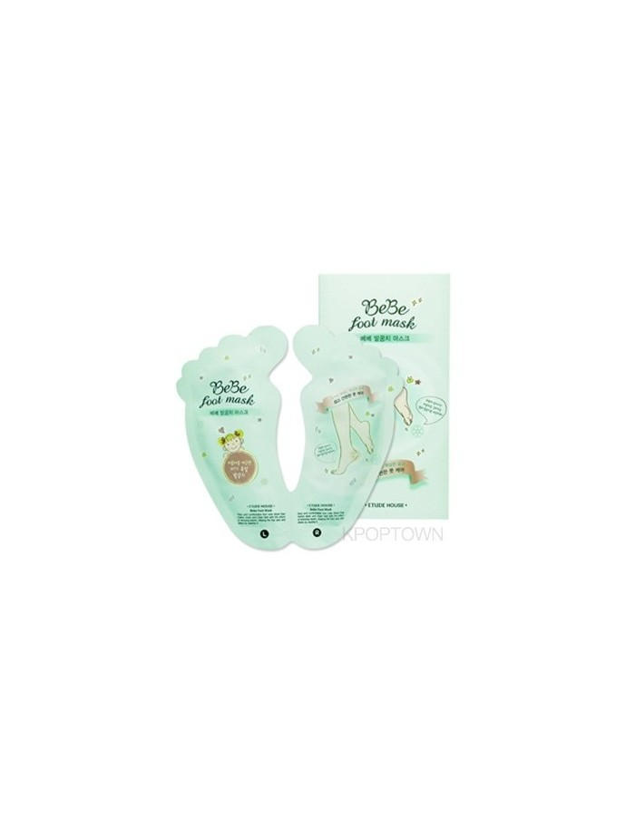 [ETUDE HOUSE] Be Be Foot Mask 20ml x 2