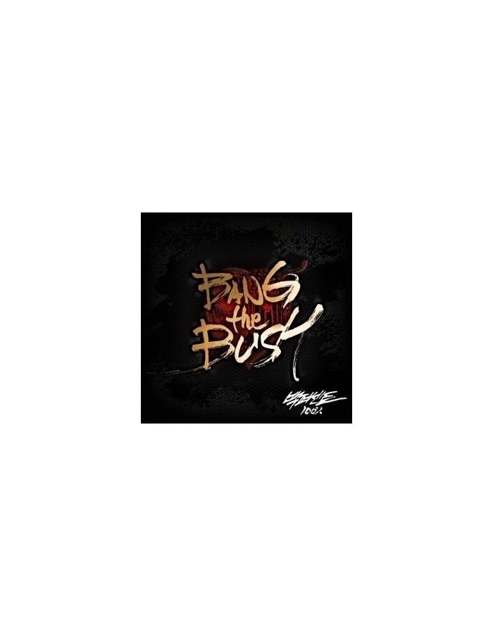 100% 2nd Mini Album - BANG the BUSH CD + Poster