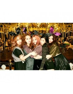 4 Minute 4MINUTE 5th Mini Album - 4MINUTE World