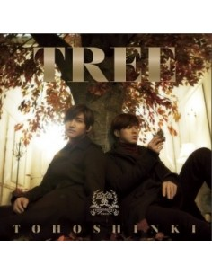 TVXQ TOHOSHINKI - TREE (JAPAN ORIGINAL ALBUM) CD + DVD B Version