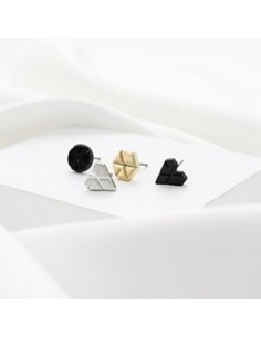 [EX169] EXO Triple Earring