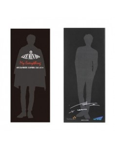 [Lee Min Ho Official Goods] 2014 Global Tour My Everything in Japan - Mini Photo Folding Screen