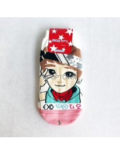EXO-K 1 pair of  Character Socks - D.O Ver.2