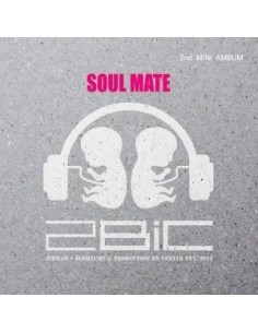 2Bic - 2nd Mini Album - Soul Mate CD
